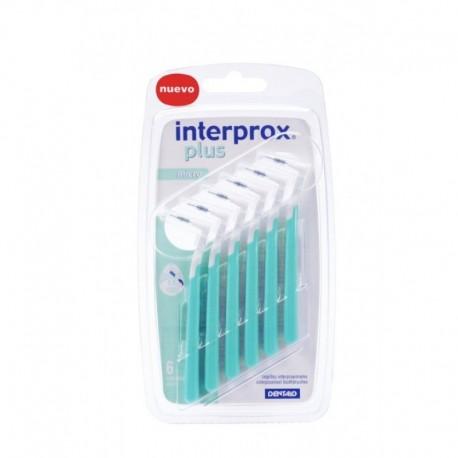 cepillo interprox plus micro 6 ui.