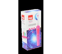 Cepillo electrico color rosa recargable phb active