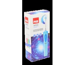 Cepillo electrico color Azul recargable phb active