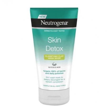 Neutrogena Mascarilla Arcilla Skin Detox 150ml