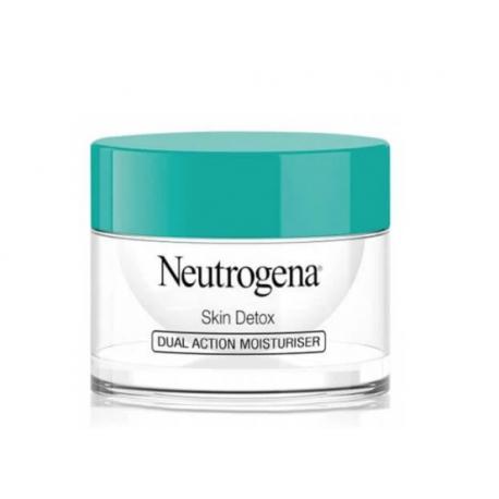 Neutrogena Hidratante Doble Acción Skin Detox 50ml