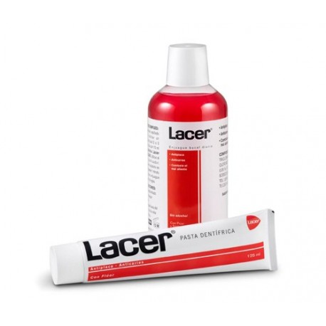 lacer pasta dental 50 ml.