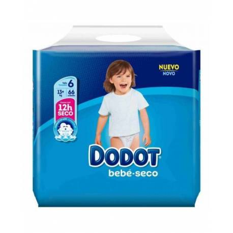Dodot T-6 66uds