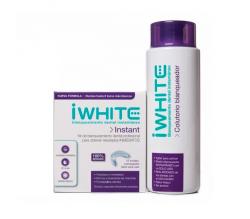 I White 2 instant 10 moldes + colutorio blanqueador 500ml