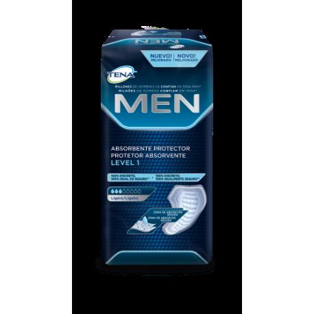 Tena Protector Absorbente Men Level 1 24 Und