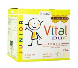 DRASANVI vital pur junior 20 viales de 15 ml