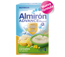 almiron advance cereales s/gluten 600 gr