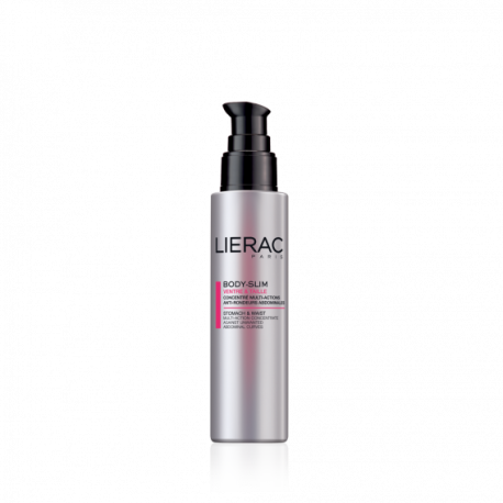LIERAC BODY SLIM VIENTRE Y CINTURA MULTIACCIÓN 100ml