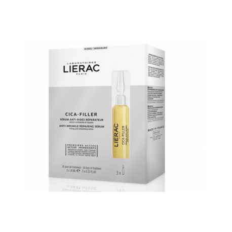 Lierac Cica Filler Serum 3x10ml