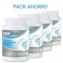 Pack Ahorro 4 x EpaPlus Colágeno Sabor Limón