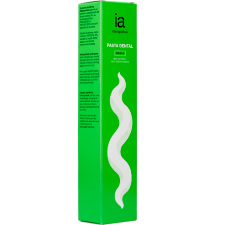 interapothek pasta dental menta 75ml.