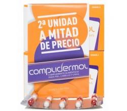 DUPLO COMPLIDERMOL CAPS 50+50