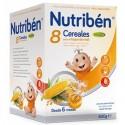 Nutribén 8 Cereales Con Un Toque De Miel Digest 600 g