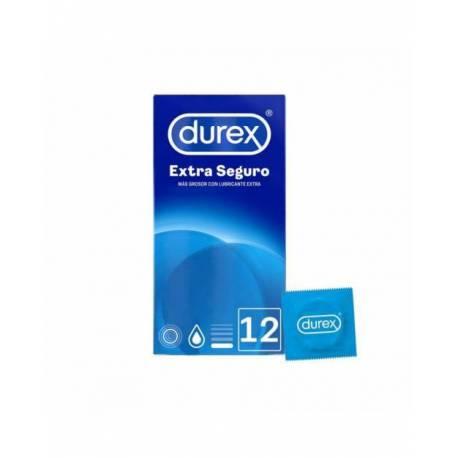 Durex Extra Seguro Easy On 12 Unidades