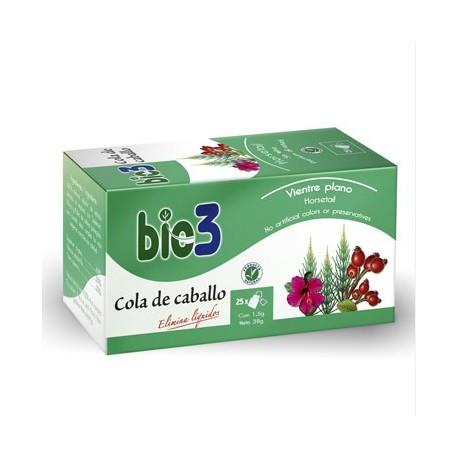 Bio3 Cola de Caballo 25 Bolsitas