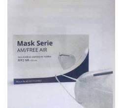 Mascarilla Mask Serie FFP2 NR 4 Capas CE Free Air