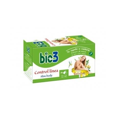 Bio3 Control de Linea 25 Bolsitas