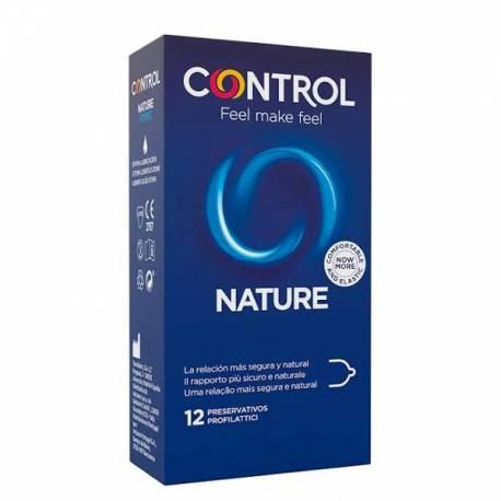 Control Nature Preservativos 12 Unidades