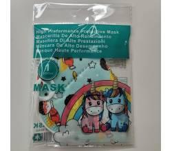 Mascarilla Infantil FFP2 Super Heroe 1 Unidad
