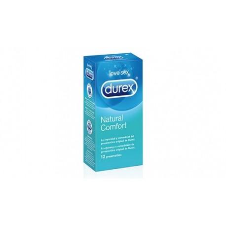 Durex Natural Plus Easy On 6 Unidades
