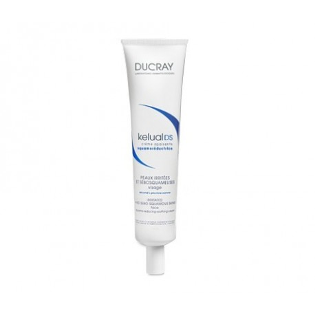 ducray kelual crema ds p/escamosa 40 ml