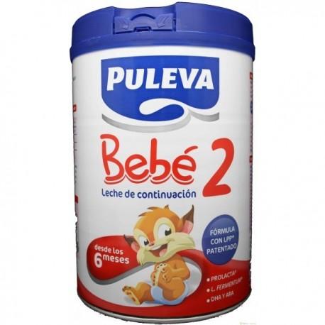 Puleva Bebé 2 800 gr