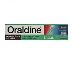 oraldine pasta dental encias 125 ml.