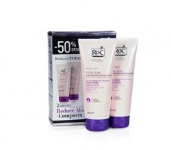 Roc Reductor Multiaccion Total Hidratante 200 ml + 200 ml