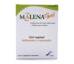 malena gel vaginal canula 5 ml.