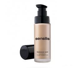 Sensilis radiance skin maquillaje iluminador spf15 fluido