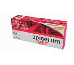 apiserum vitaminado 30 capsulas