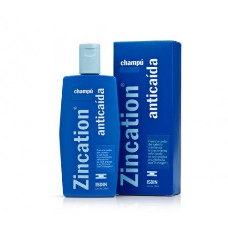 ZINCATION LOCION ANTICASPA 200 ML.