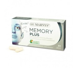 MARNYS MEMORY PLUS SUPLEMENTO ALIMENTICIO 30 CAPSULAS
