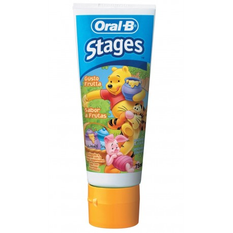 oral-b pasta dental winnie 75ml