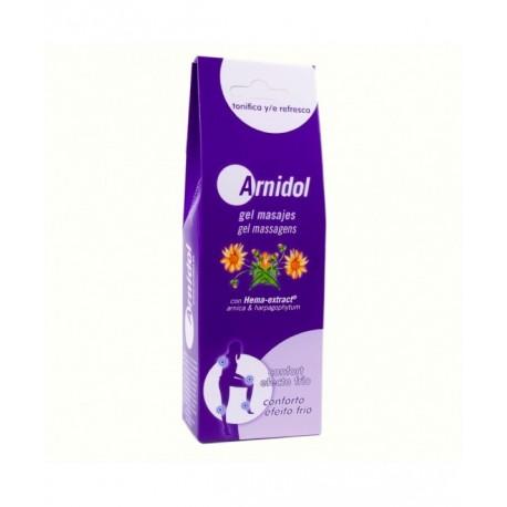 arnidol gel masajes 100 ml.