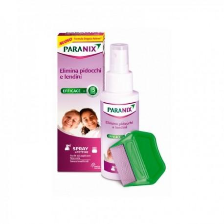 paranix spray antipiojos 100ml