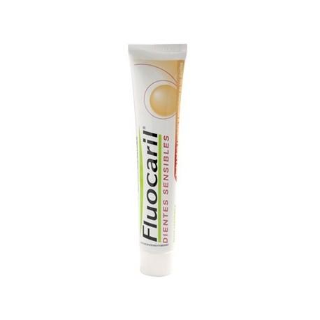 fluocaril dientes sensibles pasta 75 ml.