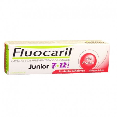 fluocaril gel fresa junior 7-12 a
