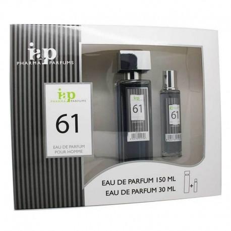 Pack Iap Pharma Perfume Hombre nº61 150ml+30ml
