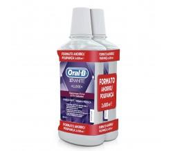 Oral B 3D White 2 X 500ML