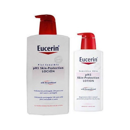 Eucerin Family Pack PH5 Loción 1L + Regalo 400ml