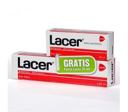 LACER PASTA DENTAL 125ML+25ML