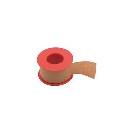 esparadrapo omniplast tela rosa 5mx5cm