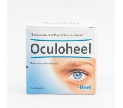 oculoheel colirio 15 monodosis heel