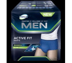 Tena Men Active Fit Pants Talla M 12 Ud