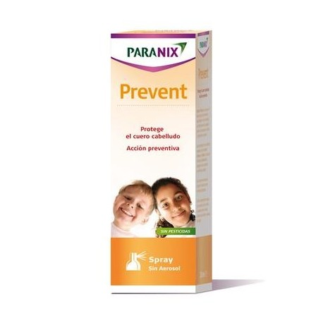 paranix prevent spray antipiojos 100 ml.
