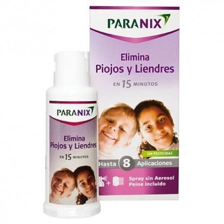 paranix champu antipiojos 200 ml