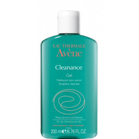 Avene Cold Cream Gel Limpiador 400ml