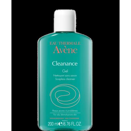 Avene Cleanance Gel Limpiador 200ml