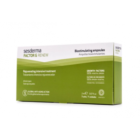 Sesderma Factor G Ampollas Bioestimulantes 7 Ampollas de 2ml